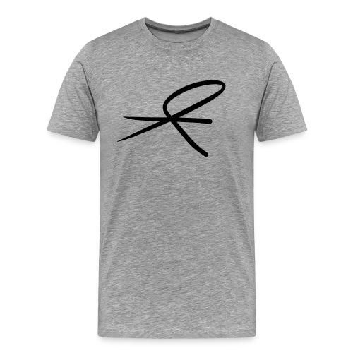 mjjk-emblem - Premium T-skjorte for menn