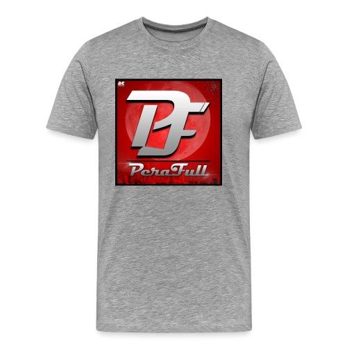 PeraFull Logo 2016 - Camiseta premium hombre