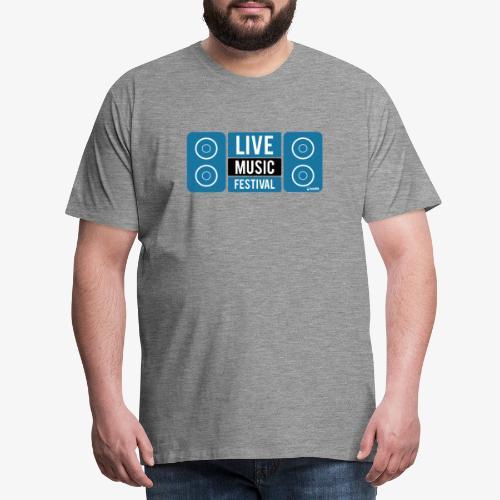 Sound 005 - Camiseta premium hombre