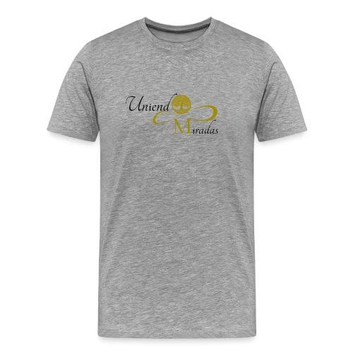 Uniendo Miradas - Camiseta premium hombre