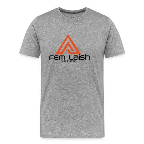 FEM Laish - Herre premium T-shirt