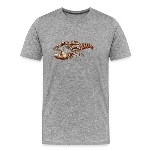Hummer Steampunk - Männer Premium T-Shirt