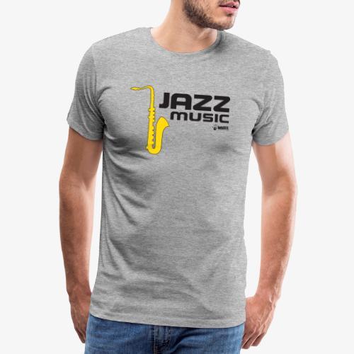 Jazz 002 - Camiseta premium hombre