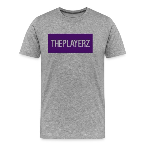 The PlayerZ Long sleeve Top - Men's Premium T-Shirt