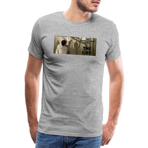 The LDF - Legendary Dart Family - Men's Premium T-Shirt