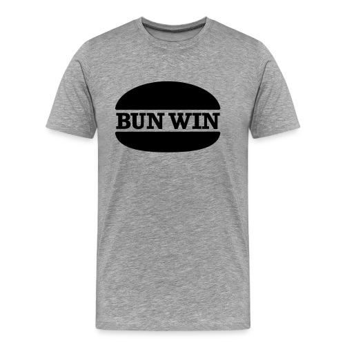 bunwinblack - Men's Premium T-Shirt