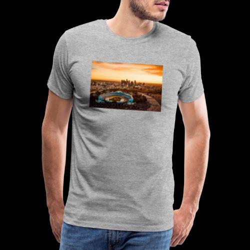 #phils.LA - Dodgers Stadion - Männer Premium T-Shirt