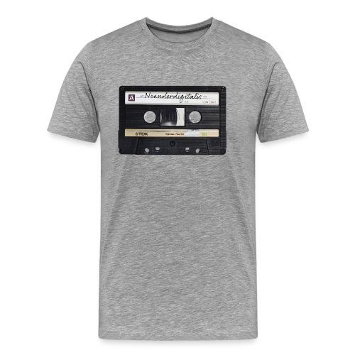 Neanderdigitalis - Männer Premium T-Shirt