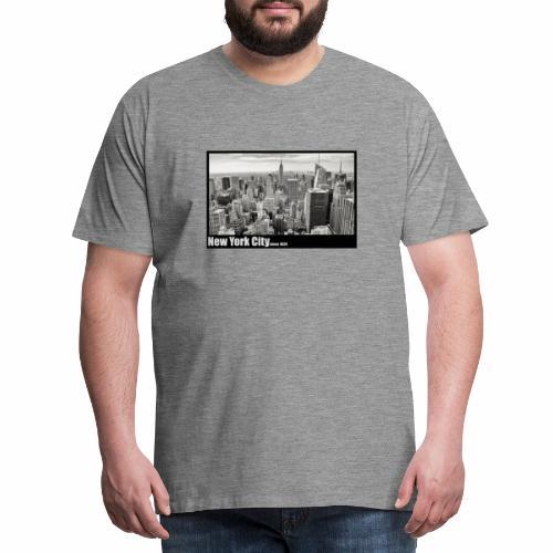 New York City since 1624 - Männer Premium T-Shirt