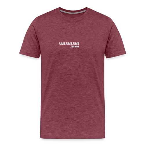 Techno - Männer Premium T-Shirt