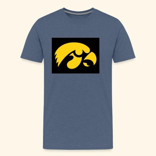 YellowHawk shirt - Mannen Premium T-shirt