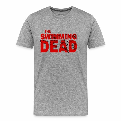 The Swimming Dead - Männer Premium T-Shirt