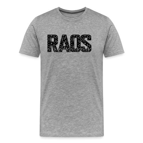 Raos Logo Letter Art - Männer Premium T-Shirt