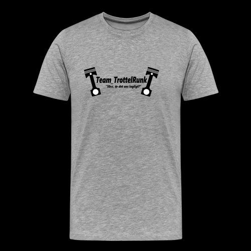 StorLogoTTR - Premium-T-shirt herr