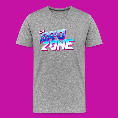 La BroZone ! - T-shirt Premium Homme