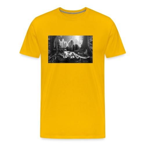 Fossa & Jungle - Men's Premium T-Shirt