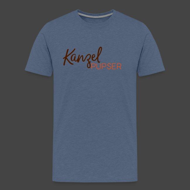 """Das """"Kanzelpupser""""-Shirt für Jäger"""