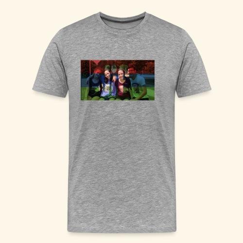 PV-Bike Trip Propaganda - Männer Premium T-Shirt