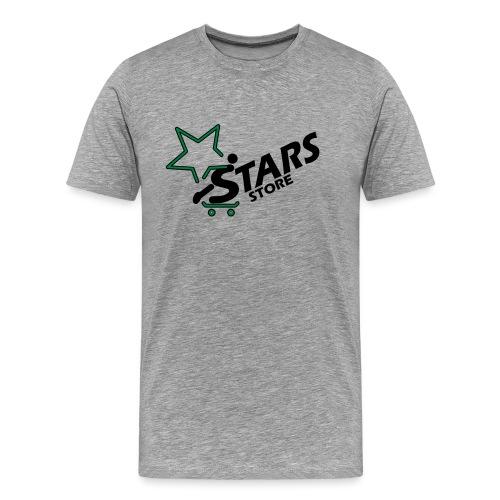 Logo Stars Store - Männer Premium T-Shirt