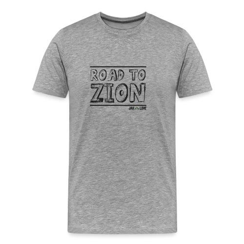 Road To Zion - T-shirt Premium Homme