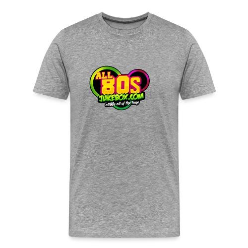 All80s Jukebox Merch - Men's Premium T-Shirt