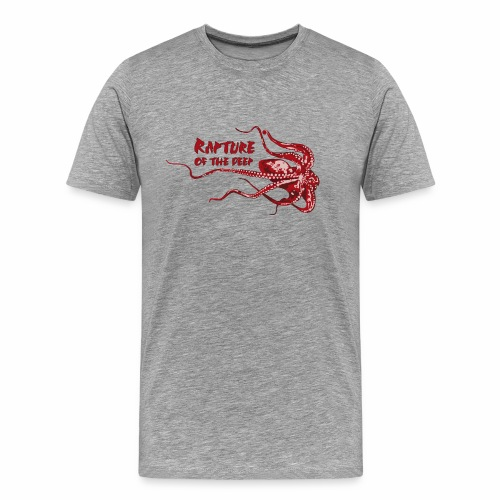 Rapture of the deep, Octopus - Männer Premium T-Shirt