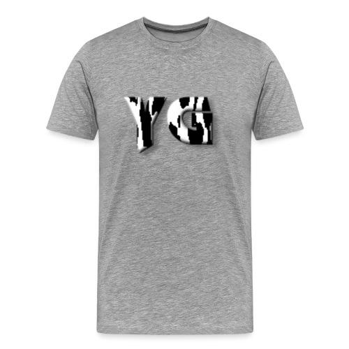 young co new ink drop - Men's Premium T-Shirt