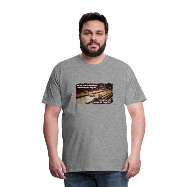 Shirt Screaming Walls