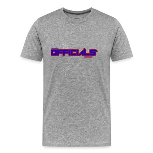 officials - Men's Premium T-Shirt