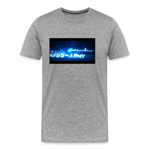 USS-ARMY - Männer Premium T-Shirt