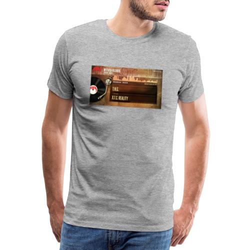 T.N.G. - X.T.C. Reality - Mannen Premium T-shirt
