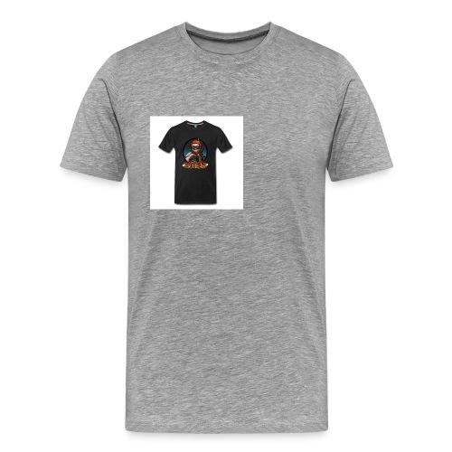 Zaitros tröja - Premium-T-shirt herr
