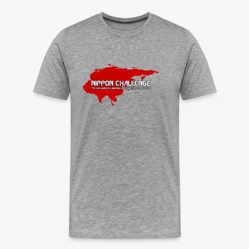 Nippon Challenge 2017 Logo - Men's Premium T-Shirt