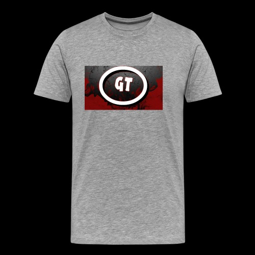 New youtube logo - Men's Premium T-Shirt