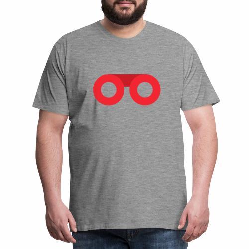 Des lunettes de type Magnifiques ! - T-shirt Premium Homme