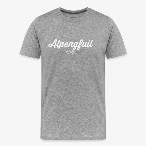 Lovely Bavarian – Alpengfuil - Männer Premium T-Shirt
