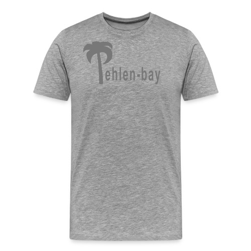 pehlenbay logo - Männer Premium T-Shirt