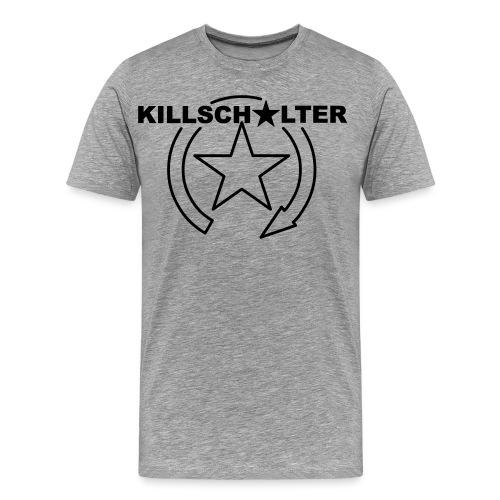 Kill switch Logo 0KS02 B - Men's Premium T-Shirt