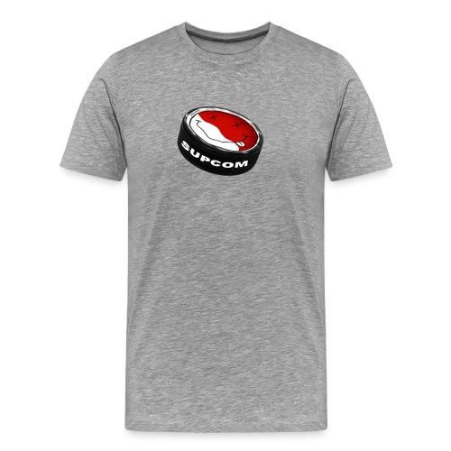 supcompuckgross kopie - Männer Premium T-Shirt