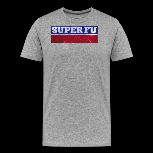 SUPER FU - Männer Premium T-Shirt