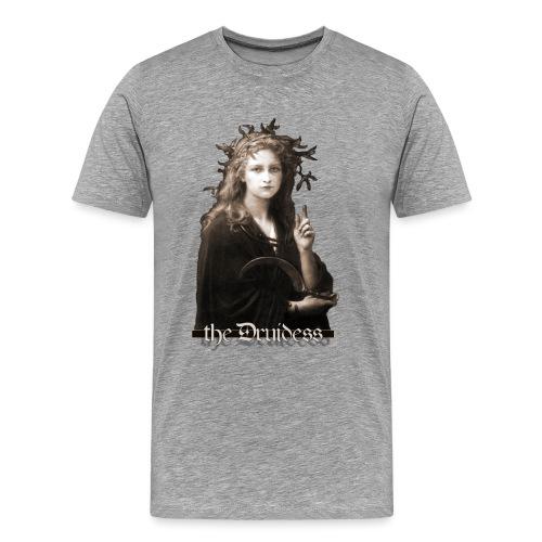 Druidessa - Maglietta Premium da uomo