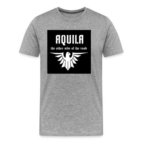 avatar groß durchsichtig GIF - Männer Premium T-Shirt
