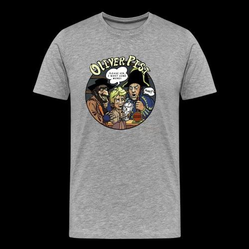 Oliver Pist - Men's Premium T-Shirt