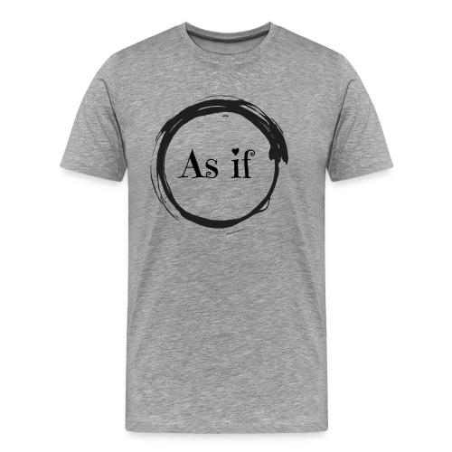 400dpiLogoCropped - Männer Premium T-Shirt