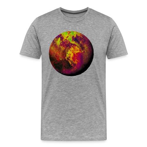 Pluto HD - Männer Premium T-Shirt