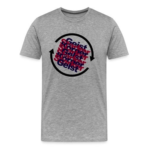 körpergeist. - Männer Premium T-Shirt