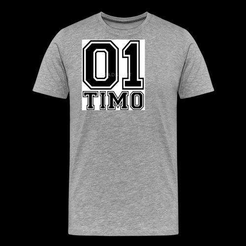 timo - Mannen Premium T-shirt