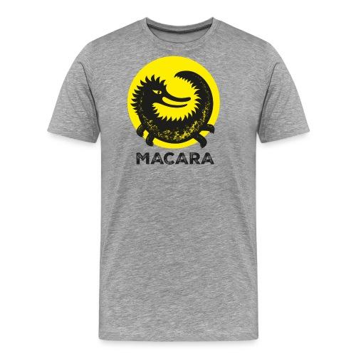 Macara Shirt2 png - Männer Premium T-Shirt