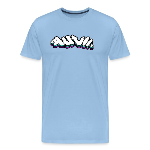 AHVII | Get Spacey - Mannen Premium T-shirt