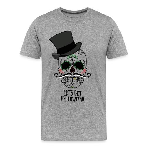 Let's get Halloweird - Männer Premium T-Shirt